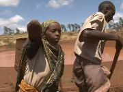 Arbeit gegen Dürre